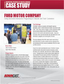 Ford Motor Company: Using Innovative Interactive Programming to Educate and Train Customers