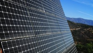 Solar tracker boosts home PV output by 40%