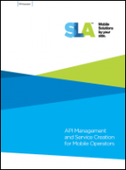 API Management and Service Creation for Mobile Operators
