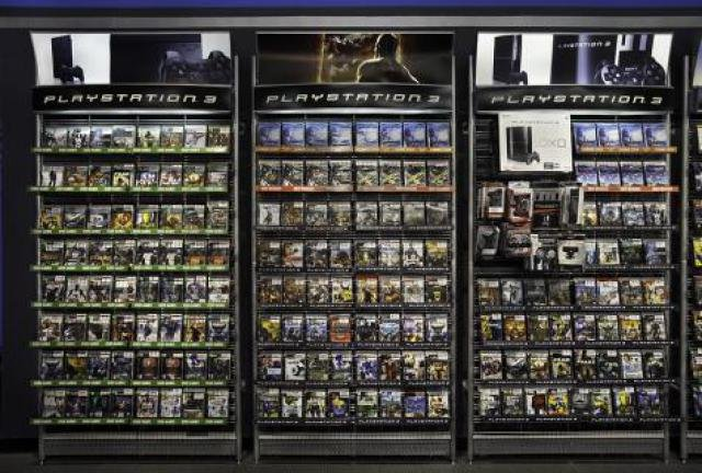 New Design For Video Game Retailer Play N Trade Retail
