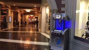 Opticwash opens new kiosk in Las Vegas Venetian Hotel