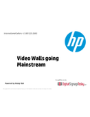 Webinar: Digital Signage Video Walls are Going Mainstream - Learn How