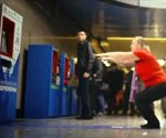 Subway rides going for squat(s) ahead of Moscow Olympics