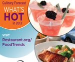 NRA releases 2013 culinary forecast