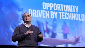 Intel CEO: Data playing invaluable role in retail transformation
