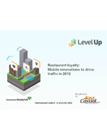 Webinar: Restaurant loyalty - Mobile innovations to build traffic in 2012