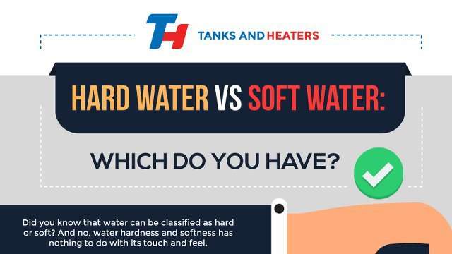 Hard Water vs. Soft Water - Which Do You Have? (Infographic)