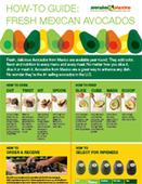 How-to Guide: Fresh Mexican Avocados