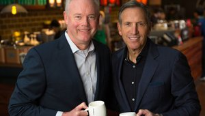 Howard Schultz resigning as Starbucks CEO to focus on retail innovation