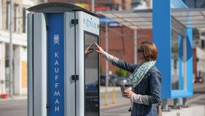 Best practices for deploying interactive outdoor kiosks