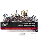 Online Retail and the ROI of Live Help
