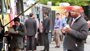 Food truck booking providers offer various support services
