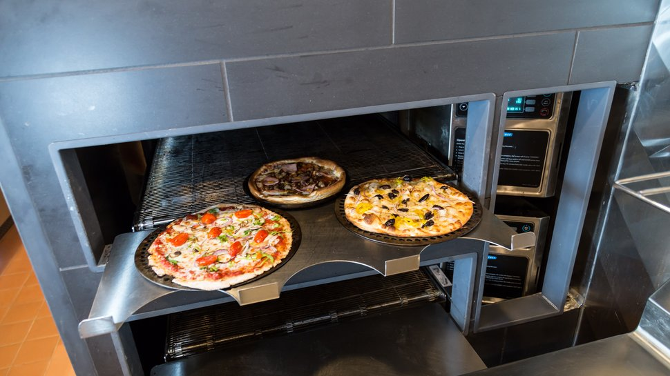 Pie Five Pizza Oven Technology Drives The Fast Casual