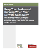 Keep Your Restaurant Running When Your Network Goes Down