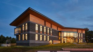 Living, breathing building: Kern Center earns rigorous green certification