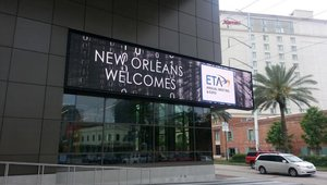 "ETA's show in New Orleans was ""small,"" but still attracted 3,000 attendees to New Orleans, La. This payment-focused conference (as opposed to mobile or technology) had an entire area devoted to mobile payments as well as innovative companies developing new payment methods."