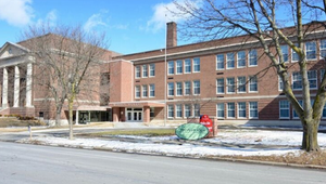 Middle school transformed into affordable housing for seniors