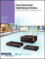 Smart Cloud-based Digital Signage Solutions