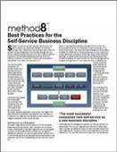 Method 8 - Best practices for self-service