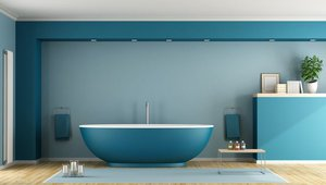 Remodeling Secret: Homes with Blue Bathrooms Sell for More than Expected