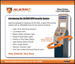 Alarm It SA1500 ATM Security System