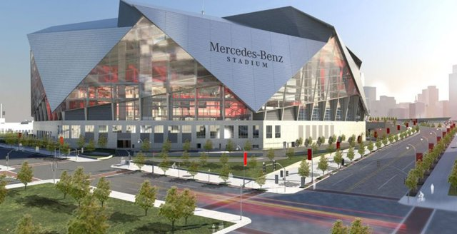 Atlanta Falcons to kick off next season in sustainable stadium