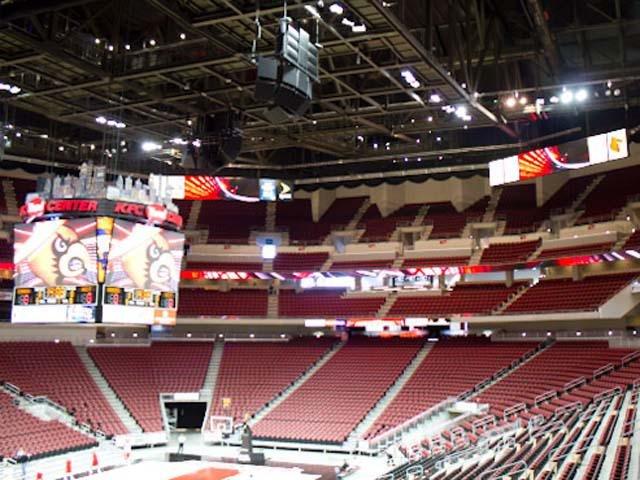 22,124 on hand as Louisville women open basketball season |Kfc Yum Arena
