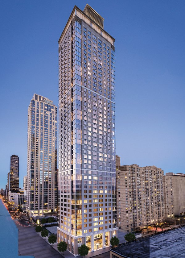 High Rise Residential Buildings Leading The Way For Leed