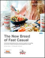 The New Breed of Fast Casual