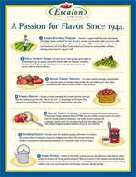 Escalon: Key Ingredients for a Better Tomato