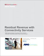 Residual Revenue with Connectivity Services
