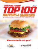 2014 Fast Casual Top 100 Movers & Shakers