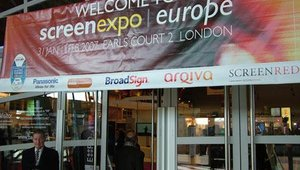 Screen Expo Europe 2007 was held at London's Earls Court 2, Jan. 31 - Feb. 1.