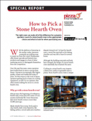 How To Pick a Stone Hearth Oven