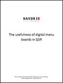 The usefulness of digital menu boards in QSR   Navori Labs Digital Signage Engine