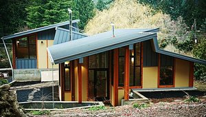 Earth Advantage certified green homes