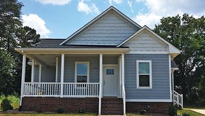 Habitat for Humanity of Catawba Valley built this 1,340-square-foot home in Hickory, North Carolina, to the performance criteria of the U.S. Department of Energy Zero Energy Ready Home (ZERH) program.