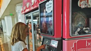 Digital signage changing the game for 'pop-up' kiosks