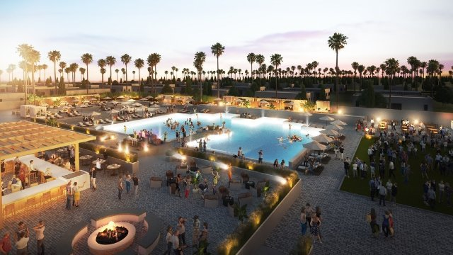 First California commercial PACE project funds new resort
