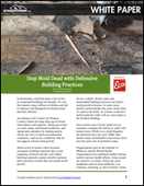 Stop Mold Dead with Defensive Building Practices