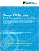 Managed POS Encryption | Allows Merchants and Processors to Encrypt Credit, Debit and Other Card Transactions | Tokenization