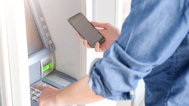 The Full Monty: Embracing mobile banking technology
