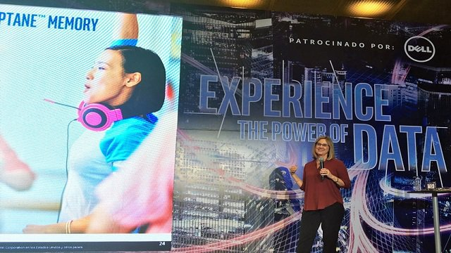 Intel's Christie Rice talks customer experience, digital innovations