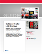 Outdoor Digital LCD Displays