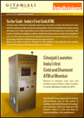 Go for Gold - India's First Gold ATM - Gitanjali Newsletter