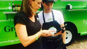 One key to food truck success: the right mobile POS