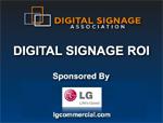 Webinar: Digital Signage ROI