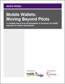 Mobile Wallets: Moving Beyond Pilots