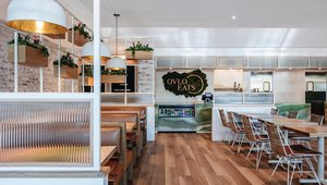 Luxury design defines Florida 'fine casual' restaurant