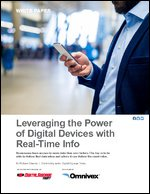 Leveraging the Power of Digital Devices with Real-Time Info